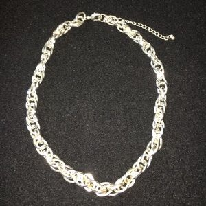 Jewelry - 3 for $25 Silver Chain Link Necklace